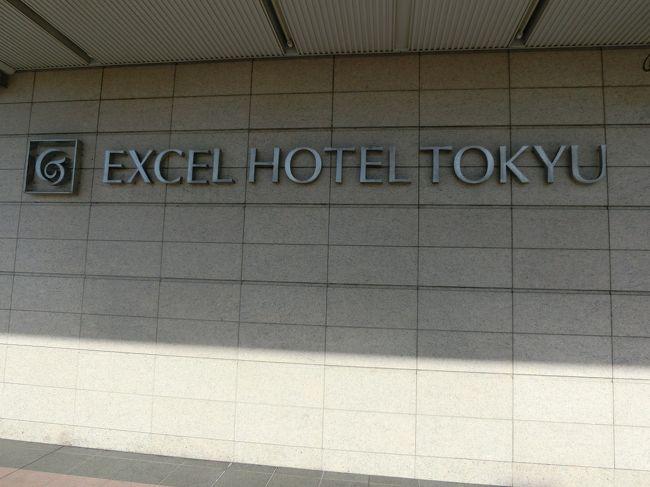 ※[本年最初の泊りがけの旅。今年1年を占う意味でも重要な旅なのに・・・。~神田明神編~]の続きです。<br /><br /><br />東京都内での予定を済ませて羽田空港に移動してきた私です。<br /><br />「羽田に来て何処へ飛ぶ?」でなく・・・。今宵一晩は羽田エクセルホテル東急にお泊りの私です。<br /><br />