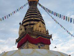2015ネパール旅行② カトマンズ・スワヤンブナート