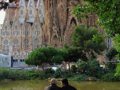 2014'初冬 バルセロナ*はじめの一歩  12月1日月曜日の旅行記 No.1 サグラダファミリア聖堂編