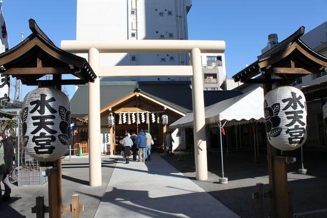 日本橋・七福神めぐり