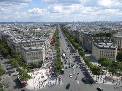 """【7】片言英語で巡る 『 北フランス 初めての個人旅行 』 ~~ 8/16 """" 花の都 パリ """" を満喫 ~~"""