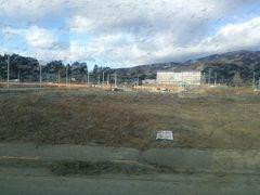 2015年1月現在の陸前高田・大船渡の様子