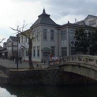 倉敷美観地区に行ってきました