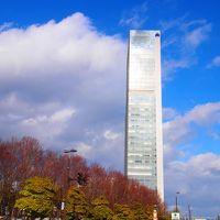 週末旅行 in 新潟 ②2日目の修行のような暴風雪~3日目午後の晴れ渡った青空へ…。