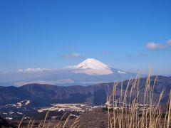 2回目のアイゼンは箱根・駒ヶ岳で ~  今年見に行った金太郎岩