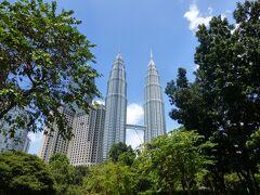 1枚のレシートがEチケットに化けたマレーシア4