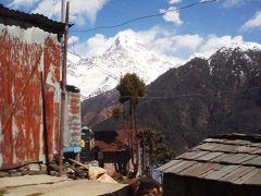 2015ネパール旅行⑧ アンナプルナトレッキング2日目