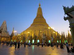 フラッシュパッカー 一人旅 ヤンゴン・バガン 2日目後半(ヤンゴン市内観光)