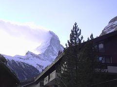 ヨーロッパ旅行 5-(2) ツェルマットでマッターホルンを見にゴルナーグラートへ