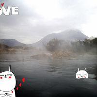 """のんび~りと温泉へ行こうよ(@^▽^@) そうだ!""""おんせん県""""の大好きな湯布院の温泉へ行こう♪ by夢想園"""