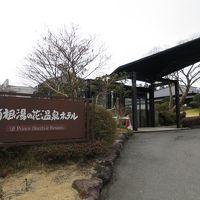 2015年1月 寒いので箱根芦之湯「箱根湯の花温泉ホテル」に行ってきました