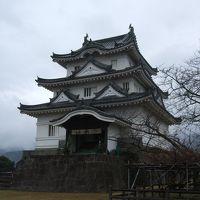2014年末は香川~愛媛城巡りへ ④寝坊の後、現存天守 宇和島城と大洲城を巡る