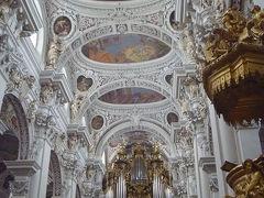 母を連れて雪のドイツ・チェコ 4.世界最大級のパイプオルガンコンサート