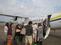 フラッシュパッカー 一人旅 ヤンゴン・バガン 3日目前半(バガン移動、パゴダ巡り)