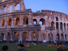 ヨーロッパ旅行 5-(6) ローマへ移動して、トレビの泉、コロッセオなどへ・・・