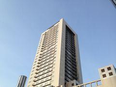 ウェスティンホテル大阪 ラグジュアリールームにお泊り♪
