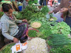 フラッシュパッカー 一人旅 ヤンゴン・バガン 4日目前半(ニャンウー・マーケット、パゴダ巡り)