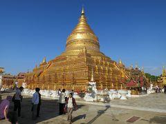 フラッシュパッカー 一人旅 ヤンゴン・バガン 4日目後半(アーナンダ寺院縁日、パゴダ巡り)