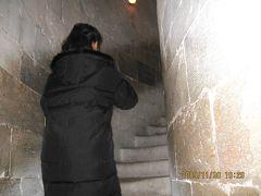 ヨーロッパ旅行 5-(8) ピサの斜塔に上りました!! フィレンツェでは雨の中ドゥオモへ