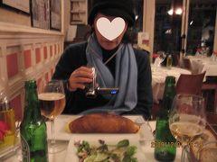 ヨーロッパ旅行 5-(9) モン・サン・ミッシェルで、有名なプラールおばさんのオムレツを