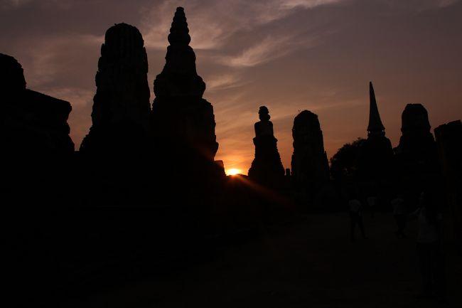 5日目の旅レポです。<br />体調が悪くて旅日記放置してました( ゚Д゚)<br />タイに戻りたいです(泣)<br /><br /><br />【5日目】<br />・バーンパイン離宮、アユタヤ(VELTRAで申込)<br /><br /><br />過去の旅レポ<br />↓<br />①新婚旅行でタイ、バンコクへ★初めてのアジア!移動&初サクララウンジ&キャセイパシフィック航空ビジネスクラスレポ<br />!!<br />http://4travel.jp/travelogue/10967164<br />②新婚旅行でタイ、バンコクへ★初めてのアジア!バンコク到着~1日目、2日目<br />http://4travel.jp/travelogue/10968632<br />③新婚旅行でタイ、バンコクへ★初めてのアジア!3日目バンコク市内寺院観光、水上マーケット、蛍ナイトクルージング/4日目ウィークエンドマーケット、スパ、ニューハーフショー<br />http://4travel.jp/travelogue/10970979