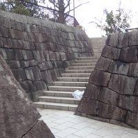 国指定の史跡・・・有岡城跡