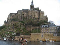 ヨーロッパ旅行 5-(10) 朝のモン・サン・ミッシェルを散策して、パリ・シャンゼリゼ通りへ・・・
