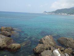 神津島でキャンプ! シュノーケリングの旅