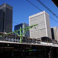100年の東京駅と江戸の名残
