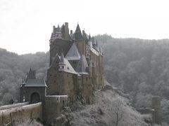 雪のエルツ城