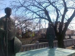 四季の路を歩いて奥の細道結びの地記念館へ