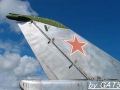 航空機ファン必見!? 赤い星の翼が眠る航空博物館!