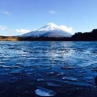 初日の出 富士山周辺