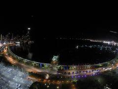 ANAのファーストで行く中南米の旅~!!パナマ運河・ウユニ塩湖・ラパス・イグアスの滝(成田出発からパナマシティ到着まで)