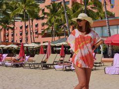 ハワイ旅行記2015 ロイヤルハワイアンで超のんびり ワイキキ滞在記