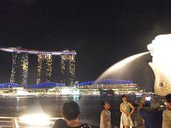 2度目のシンガポール。ラッフルズに2泊・ジョホールバルに2泊など盛り沢山~②1日目:ラッフルズにチェックイン。マリーナ地区の夜景も楽しみました。