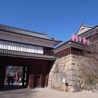 上田~別所温泉① 上田城下町散策、生島足島神社
