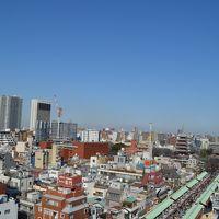 五重塔のある風景(展望編)、浅草寺が好き!の巻