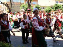 カザンラクのバラ祭りとブルガリア・ルーマニアの旅 11日間 2015年6月