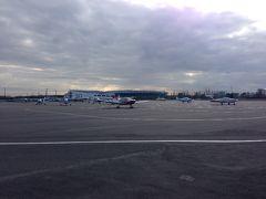 ローカル空港散歩