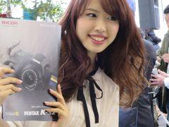 CP+2015 カメラと写真映像の情報発信イベント