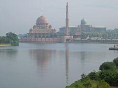2015年週末海外計画第1弾 懲りずに弾丸マレーシア&南インドの旅 (4)KLプトラジャヤ観光&帰国編