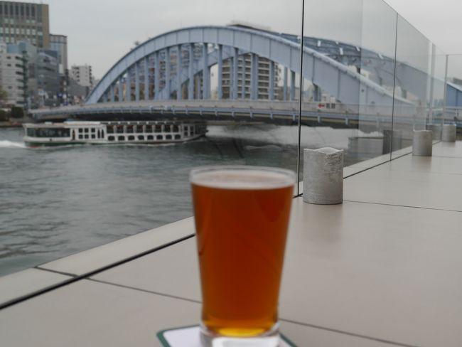 変わりゆく「隅田川テラス」と水辺の風景が楽しめるお洒落なカフェ