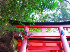 千本鳥居にひかれて伏見稲荷神社をぶらり