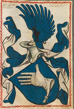 ≪ハントシュースハイム城の伝説:城壁に塗り込められた騎士≫