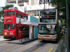 25年ぶりの香港