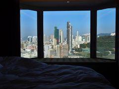 深センからの香港