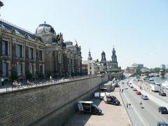 ヨーロッパ鉄道の旅 #13 - ザクセン王国の都、ドレスデン