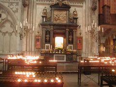 ヨーロッパ 6-(25) フランクフルトからライン川沿いにケルンへ、そして世界遺産のケルン大聖堂へ・・・