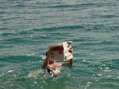 おじさんぽ・おばさんぽ ~本当はどんな国なのイスラエルって?の旅~ Day4 死海って本当に体が浮くの?